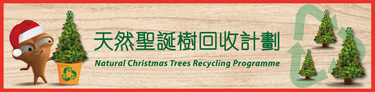 Natural Christmas Trees Recycling Programme 2020