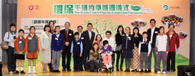 Group photos of school/organization representatives and the Guests of Honour (8)