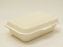 Disposable Food Container (Plant fibre)