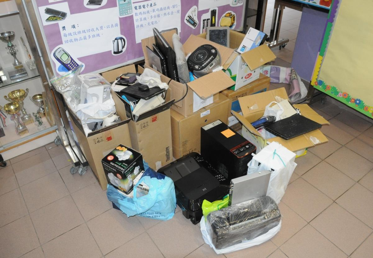 Collected computer and electronic equipment